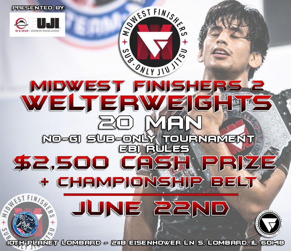Midwest Finishers 2: Welterweights
