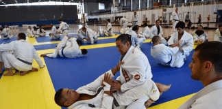 Rickson Gracie Red Belt Coral Belt